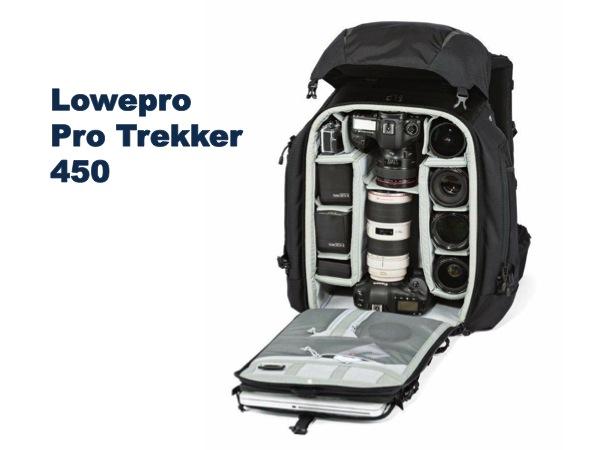 Lowepro-Pro-Trekker-450-opiniones