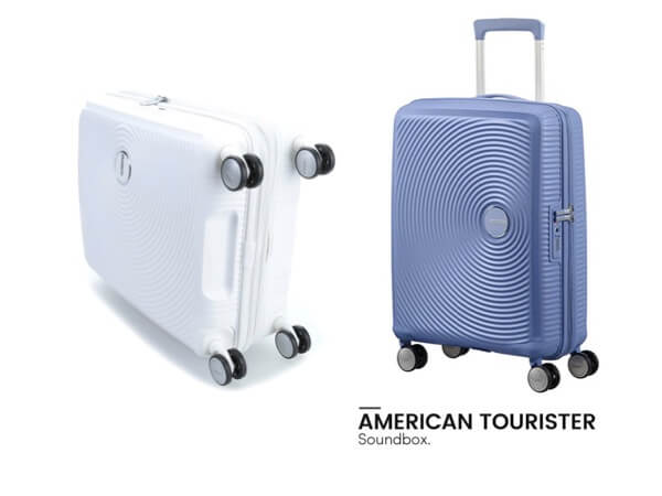 maletas american tourister soundbox